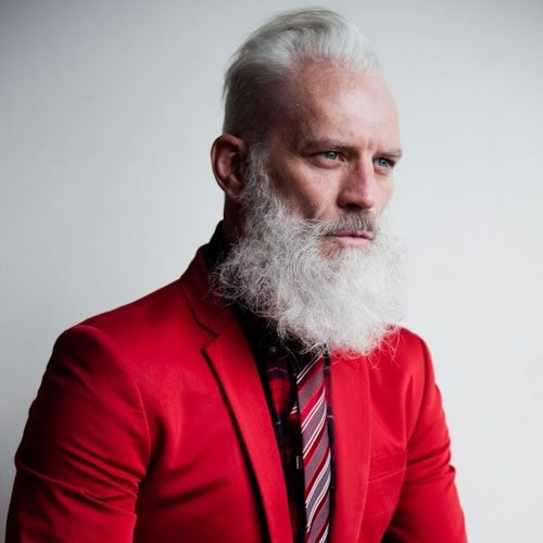 'Tis the season: a look back at when @MarkSatov sat down with @PaulMasonModel AKA Fashion Santa to discuss his story, the inspiration behind his fashion-forward take on Old Saint Nick, and how to monetize social media buzz #FashionSanta