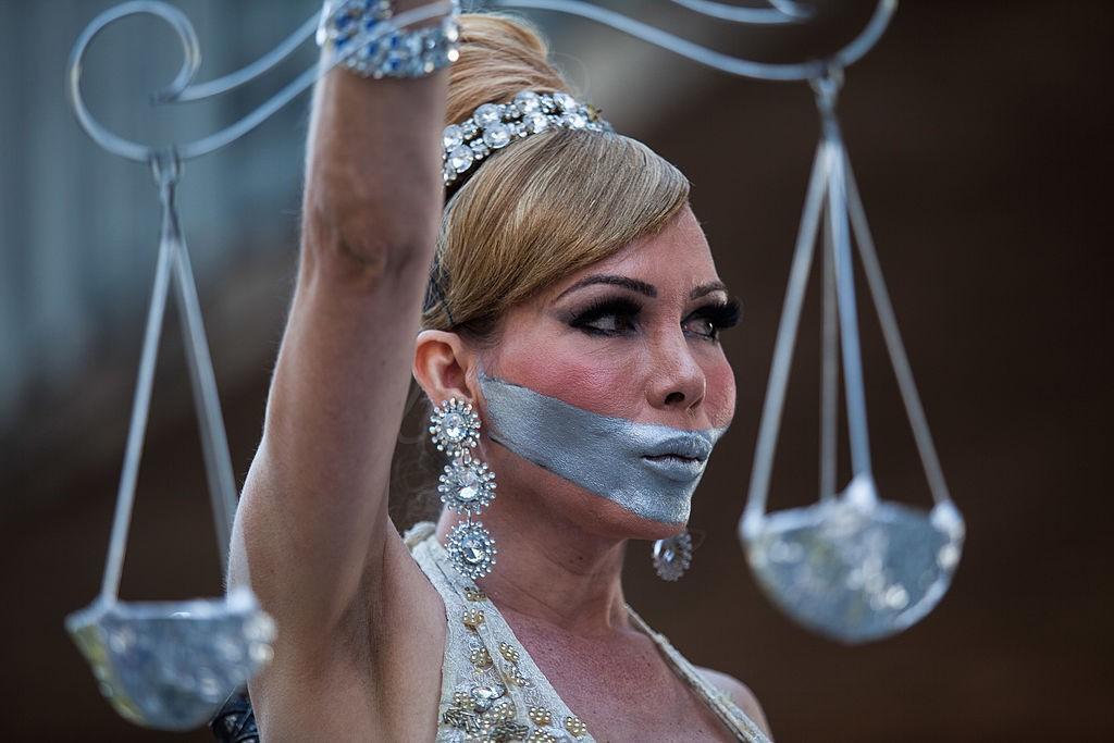 Sao Paulo Hosts World's Largest Gay Pride Parade
