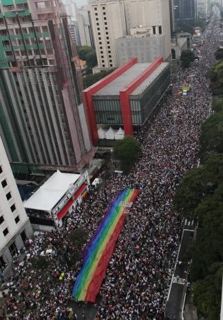 Segundo os organizadores, 4 milhões de pessoas passaram pelo evento na última edição, em 2011