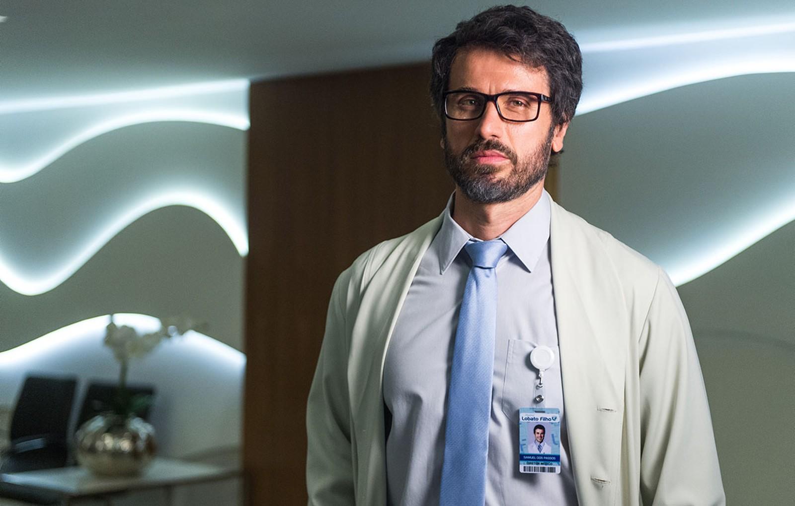 "Eriberto Leão interpretará o psiquiatra ""gay homofóbico"""