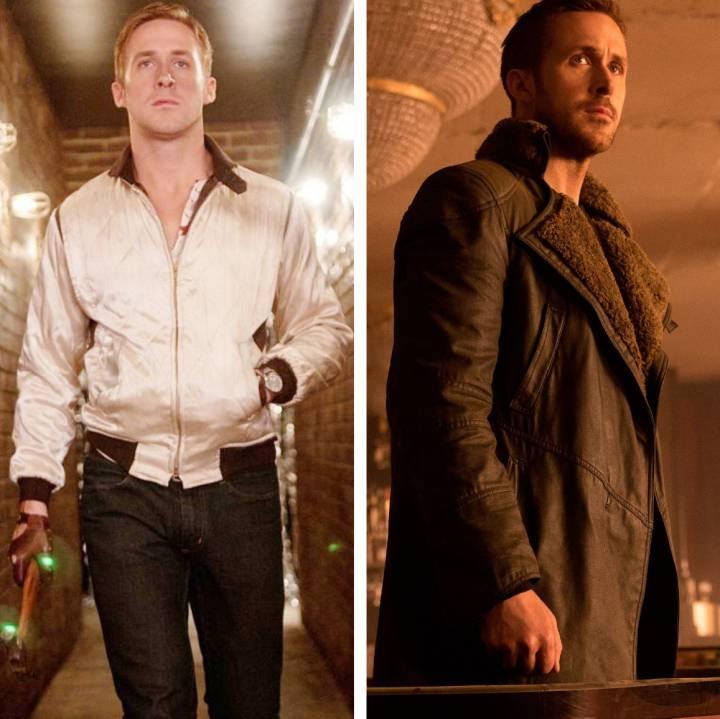 Em 'Drive' e em 'Blade Runner 2049', ou como se reinventa um homem pelas roupas de inverno.