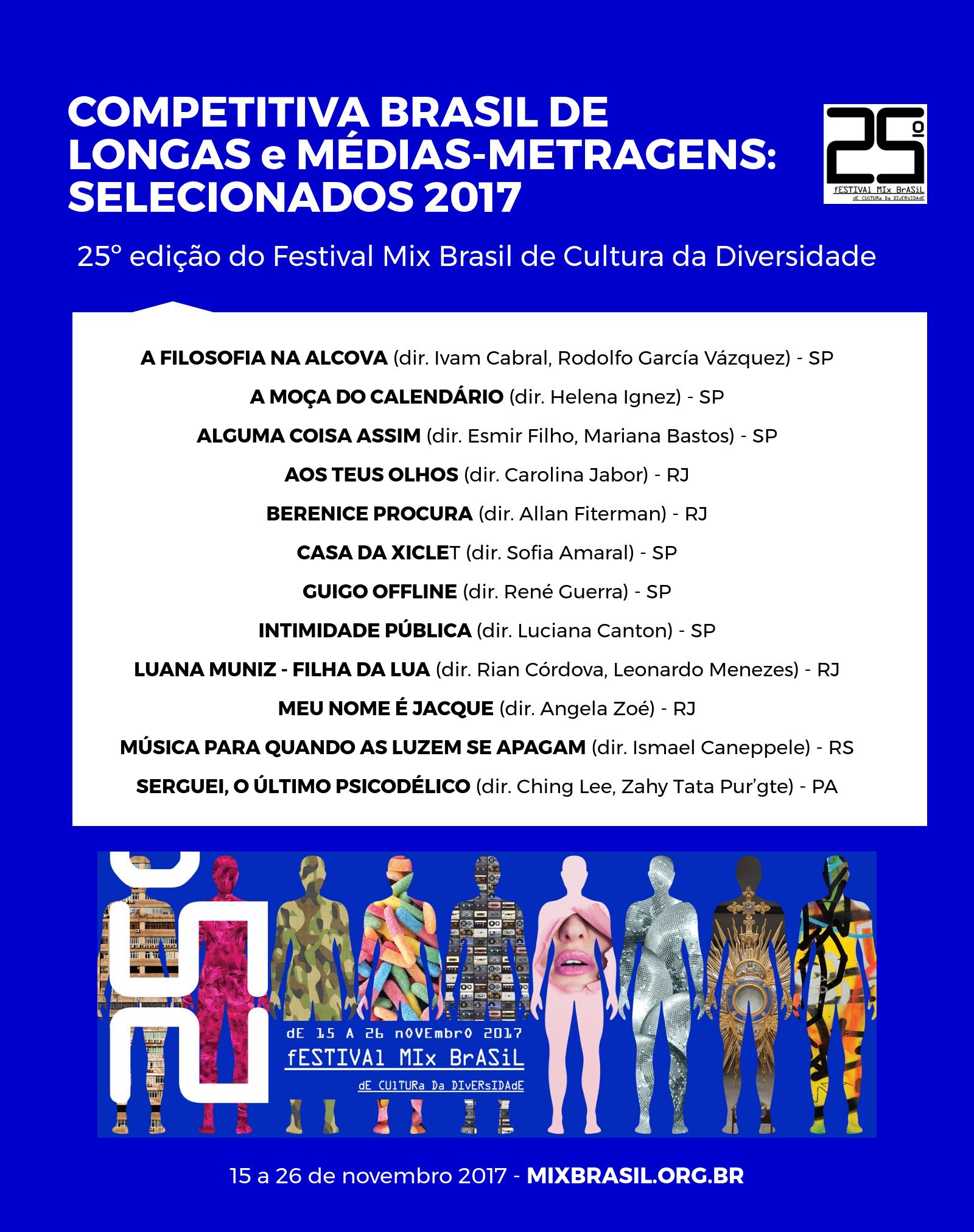 Festival Mix Brasil 2017