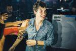 Shawn Mendes em sua apresentação no Rock in Rio