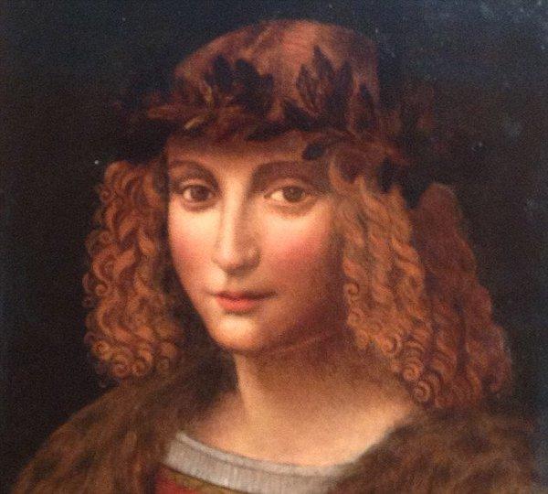 Gian Giacomo Caprotti da Oreno, conhecido como Salai, foi crush de Da Vinci