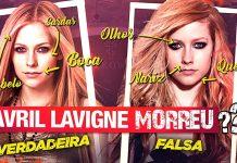 Avril morreu e foi substituída?