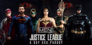 Liga da Justiça XXX