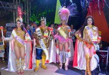 Realeza do Carnaval 2016 de Rio Branco. Foto: divulgação