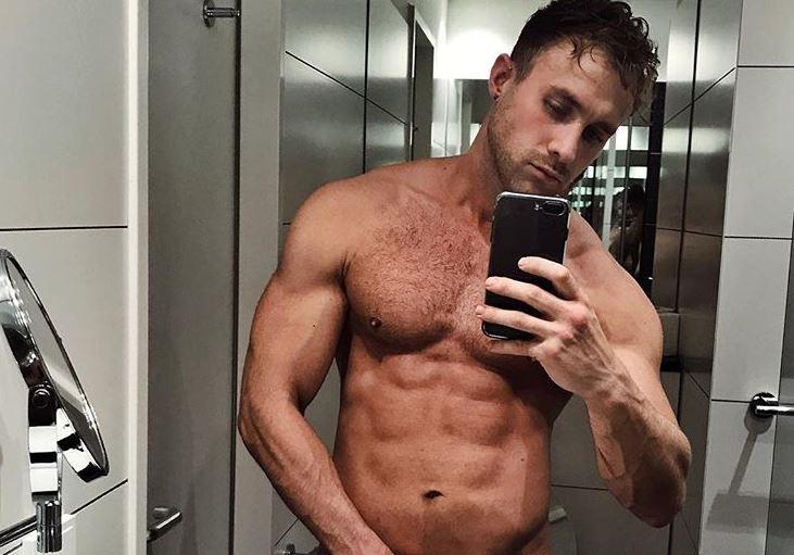 Ross Norton (Foto: reprodução) nudes