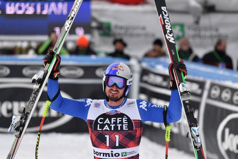 Olar esquiadores