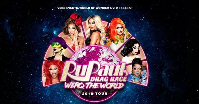 WERQ THE WORLD TOUR