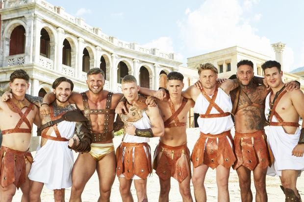Photo: ITV2 Bromans
