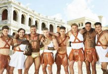 Romanos Photo: ITV2 Bromans