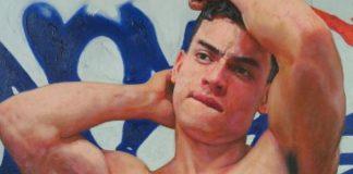 arte obra homoerótica fernando