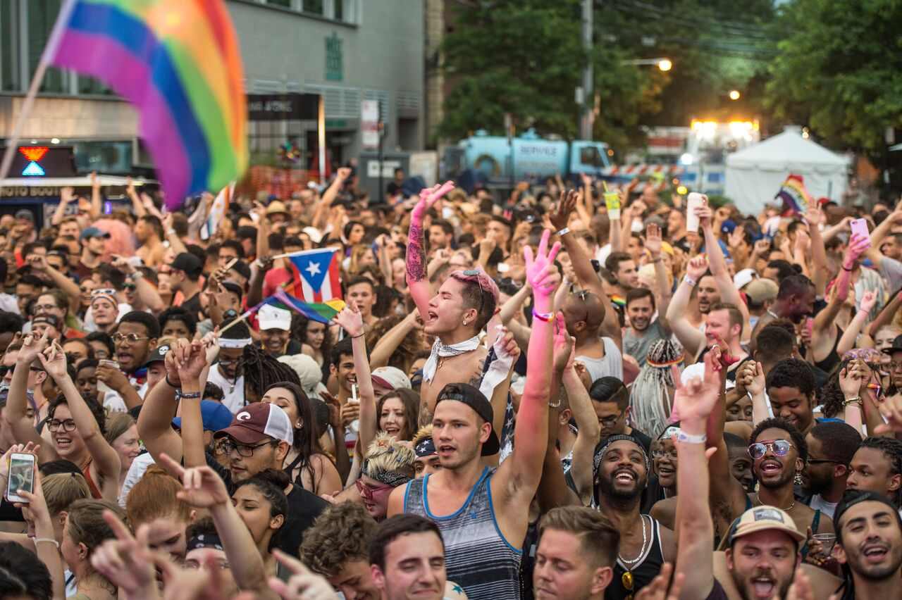 ​​Chicago Pride Parade. Foto: ChooseChicago