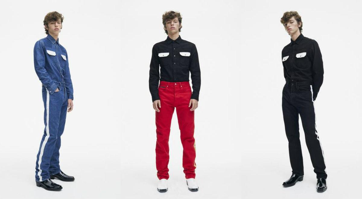 e499759585fde Calvin Klein Jeans chega ao Cartel 011