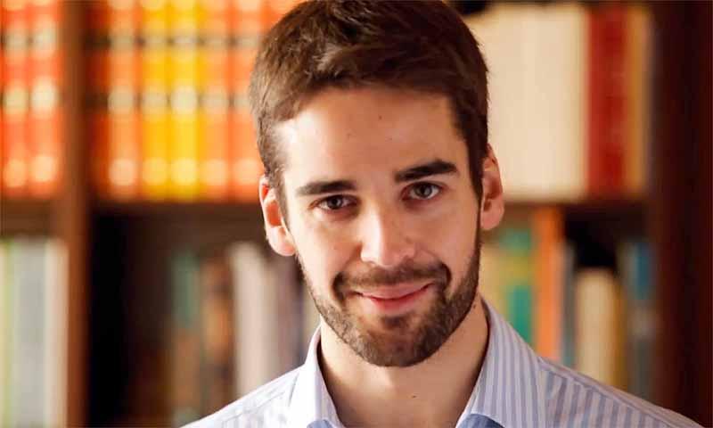 Candidato eleito governador do RS, Eduardo Leite | 2018 | Appreciation Post