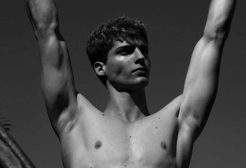 Ângelo Giacomini by Domhnall exclusivo para Brazilian Male Model Magazine