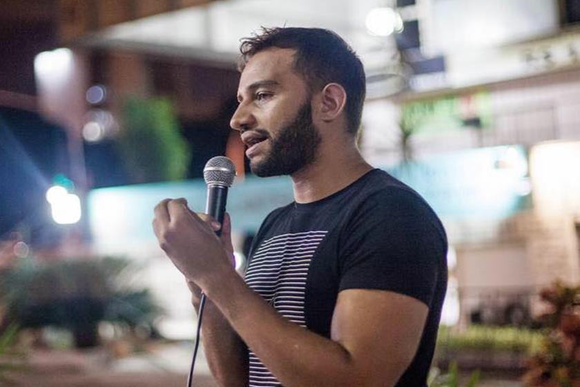 Fábio Felix é o primeiro gay assumido a ter vaga na Câmara Legislativa do DF