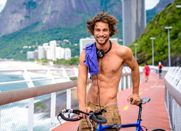 Pablo Morais (Foto: FabioCordeiro/Ed.Globo)