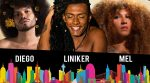 Liniker se apresenta com Diego Moraes e Candy Mel