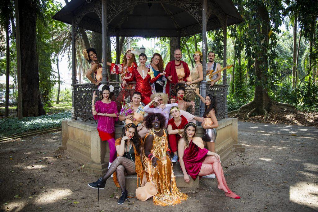 Bloco Pagu e Marina Lima agitam o pré-Carnaval 2019 de São Paulo