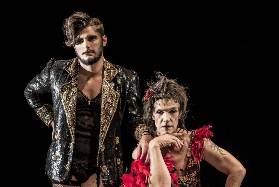 Bruno Gissoni e Ciro Barcelos