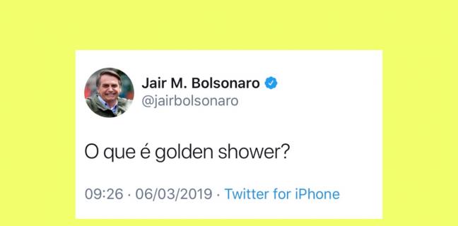 Resultado de imagem para golden shower