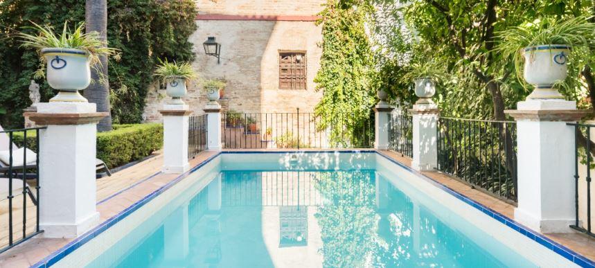 Apartamento palaciano na Espanha