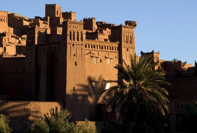 Castelo marroquino