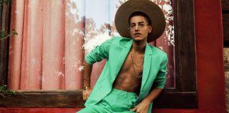 """Jaloo, cantor, DJ e produtor musical paraense, que recentemente atuou no elenco do filme """"Paraíso Perdido"""""""