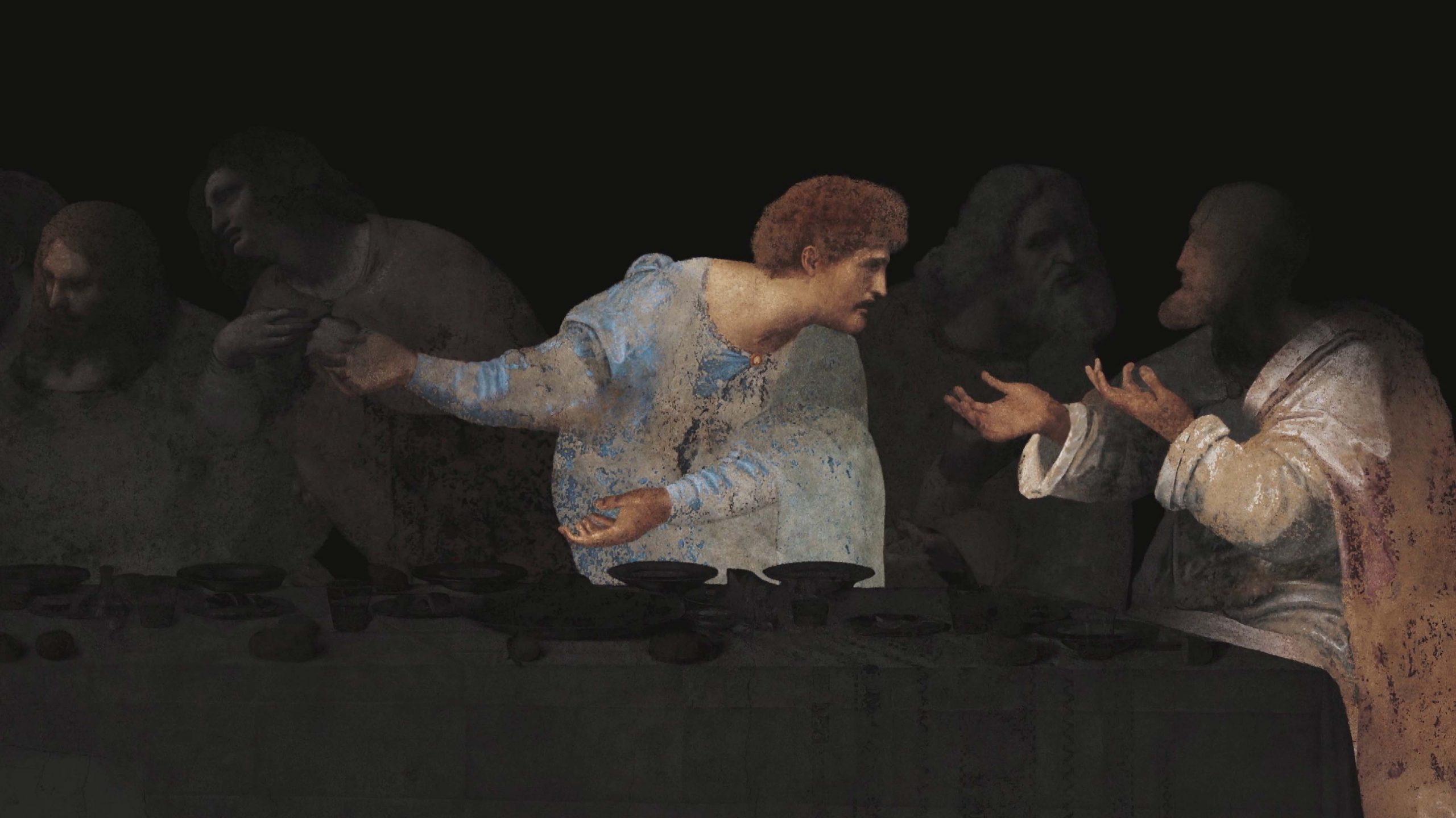 The Last Supper Alive, Rino Stefano Tagliafierro| Itália