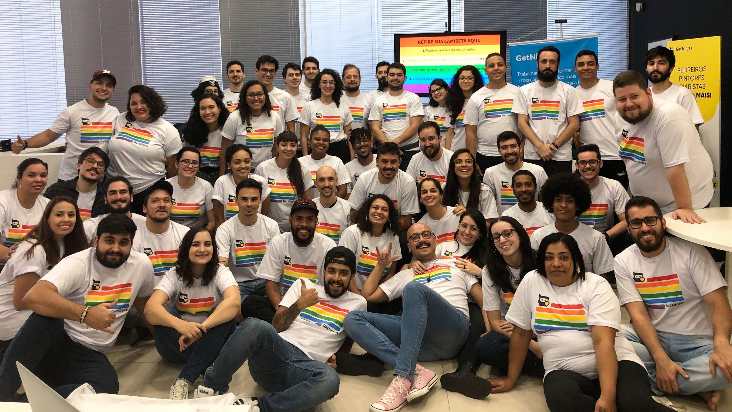 getninjas Diversidade Ninja! Foto: divulgação