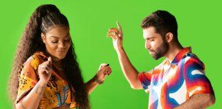 Silva e Ludmilla lançam clipe de 'Um Pôr do Sol na Praia'