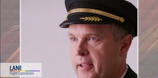 Delta Airlines destaca Lane Kranz, piloto gay da empresa
