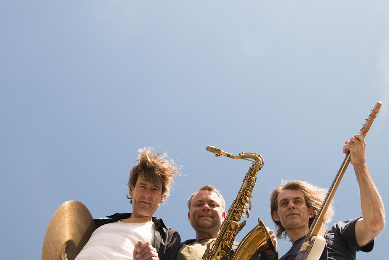 Lars Møller & Jazz Explorer Trio com Orquestra Urbana