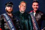leather Dom Barbudo, Heitor Werneck e Dom PC