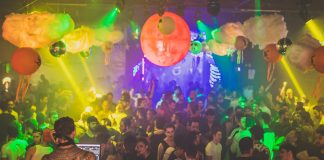 Halloween é tema da Festa Lunática, que acontece esta sexta em SP