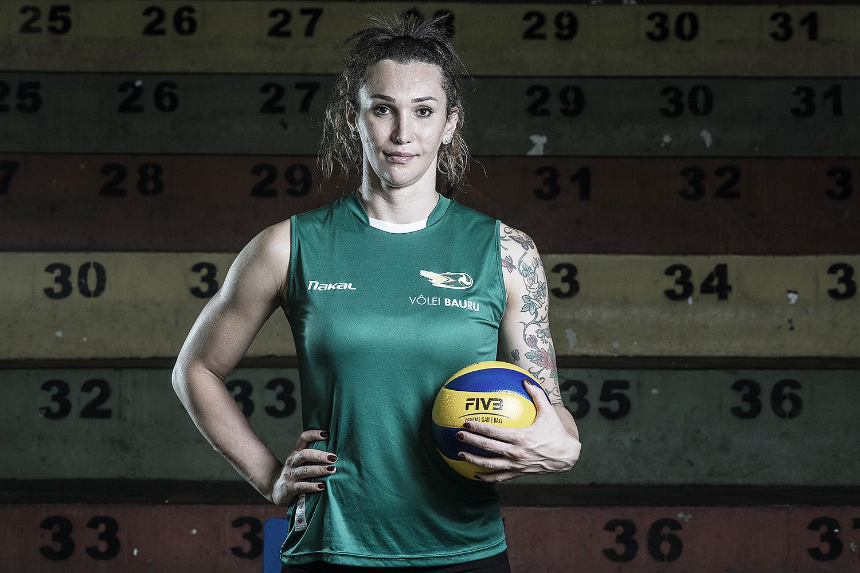 Tiffany es la única atleta profesional transexual en Brasil