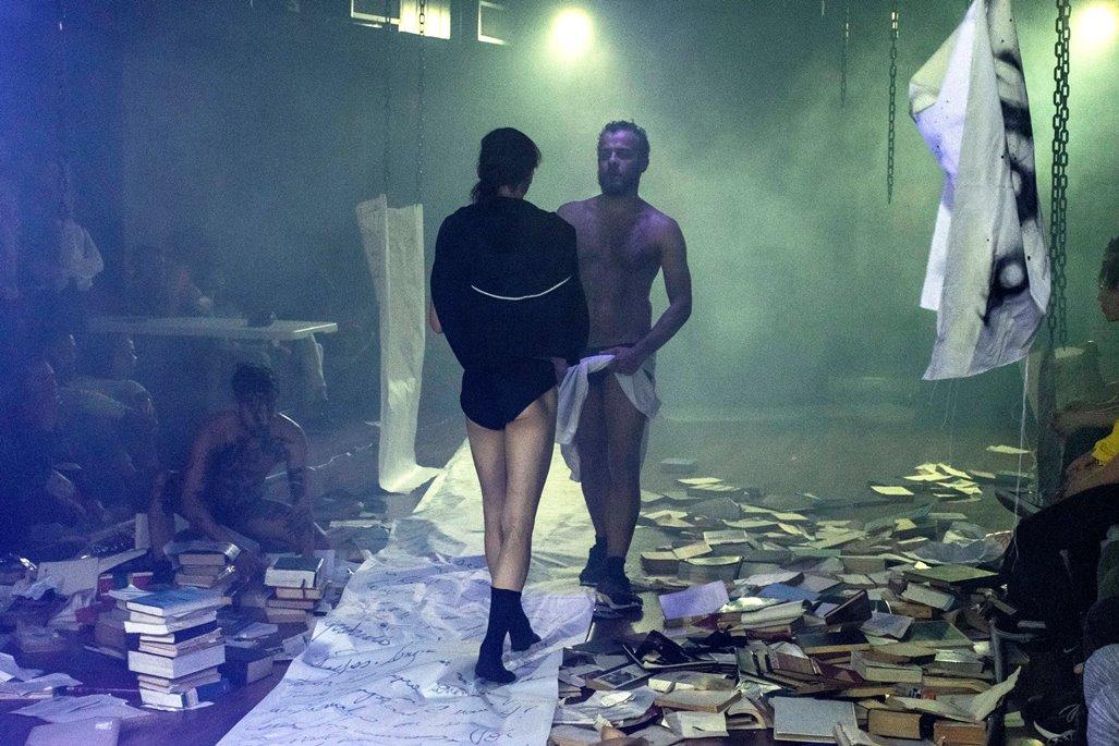 """""""Sombra"""", do Teatro da Pombagra Foto:Rick Barneschi"""