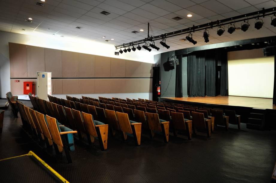 Teatro Décio de Almeida Prado (Sylvia Masini/Divulgação)