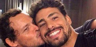 Cauã Reymond e Matheus Nachtergaele farão sexo em filme (Foto: Reprodução)