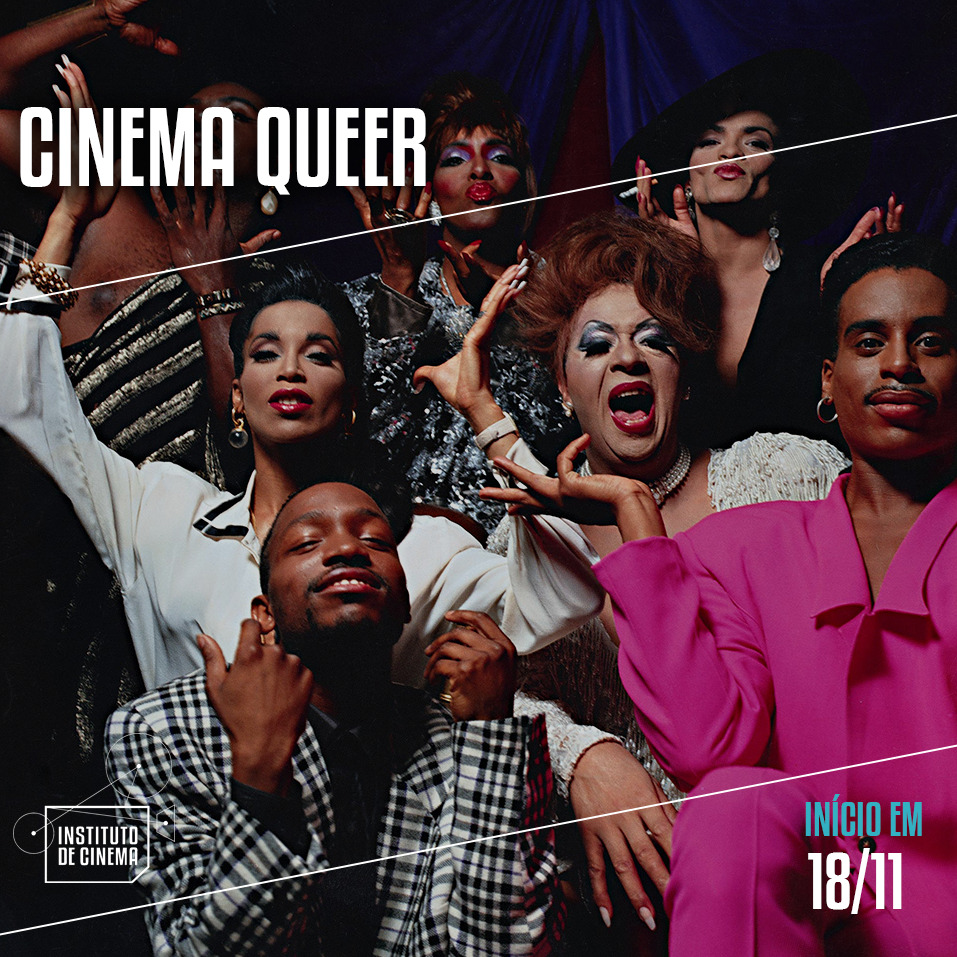 Instituto de Cinema lança o curso 'Cinema Queer'