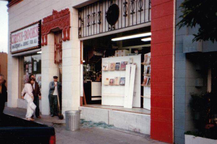 A filial em Silverlake. Foto: Reprodução