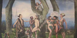 Igreja da Suécia polemiza com inclusão de casais gays no Jardim do Éden (Foto:Reprodução)