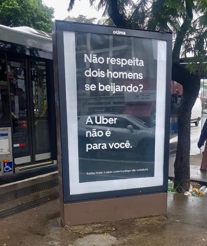 La iniciativa busca difundir el Código de Conducta de la plataforma, reforzando que comportamientos como el acoso y la discriminación no son tolerados en la plataforma uber