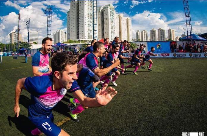 Campeonato LiGay ocorreu em Belo Horizonte em 2019 (Foto: Reprodução)