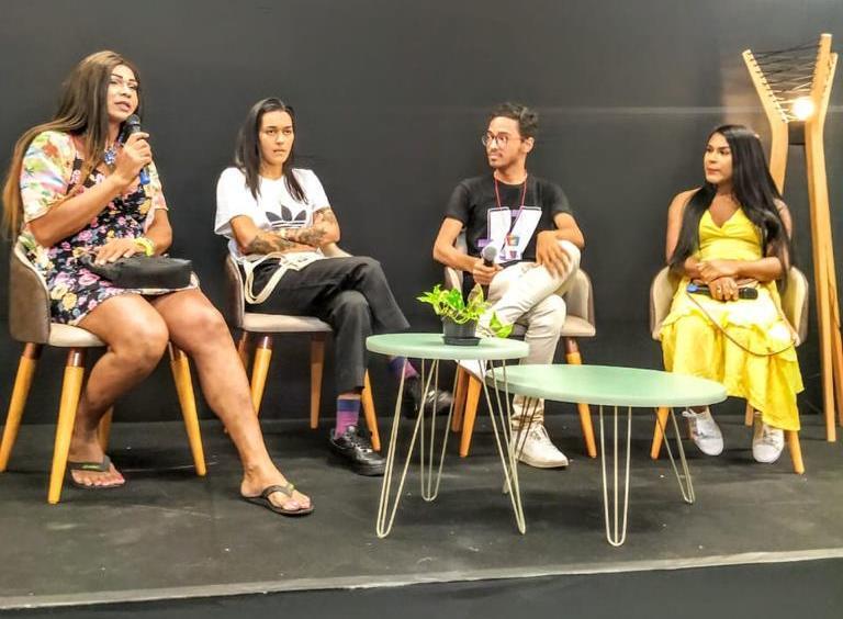 Hotel Mercure Maceió sediou também palestras sobre marketing e empreendedorismo, com presença 100% do público LGBTQIA+