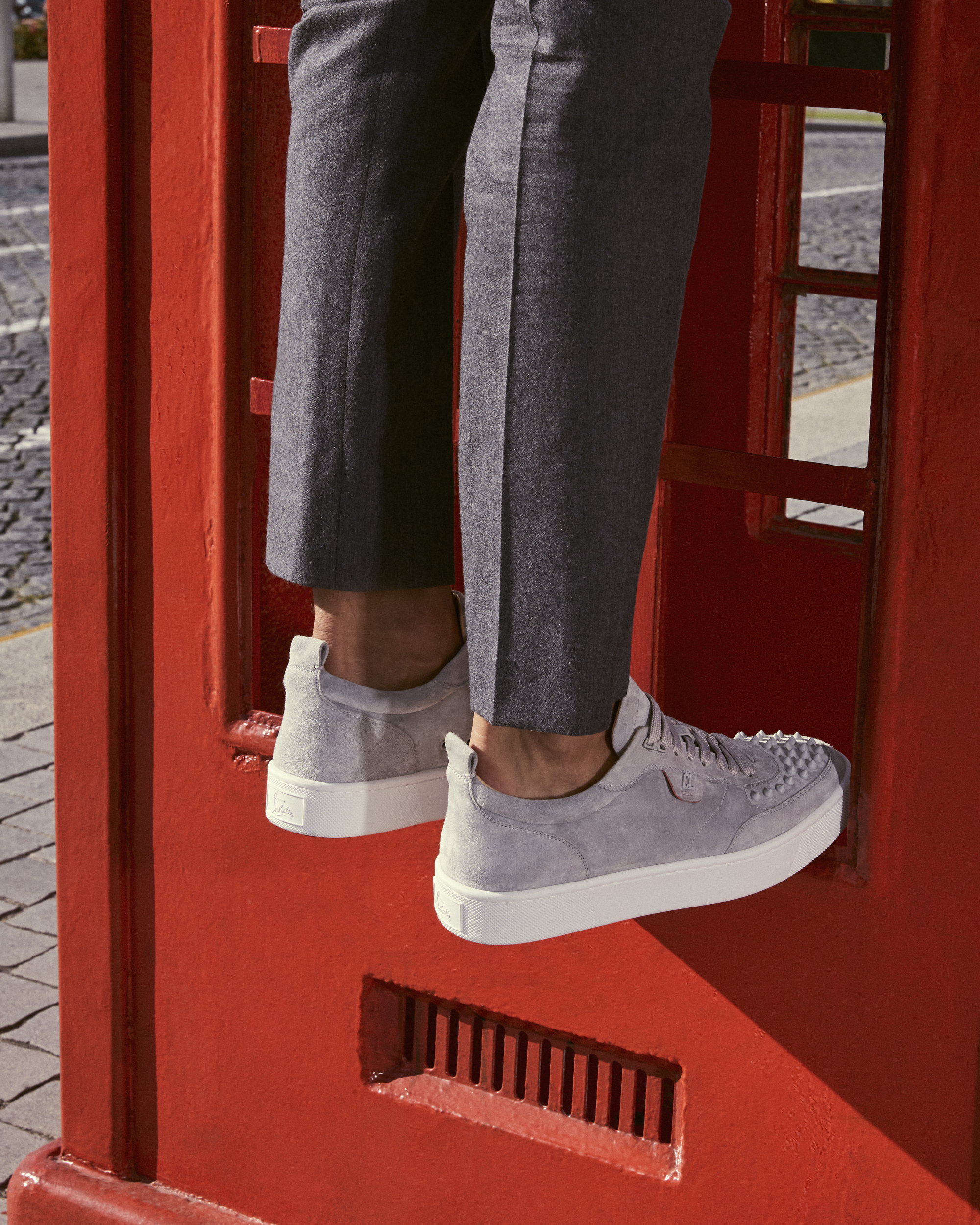 Christian Louboutin - Foto: divulgação