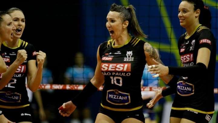 Tiffany é uma das transexuais mais conhecidas no cenário esportivo brasileiro (Foto: Reprodução)