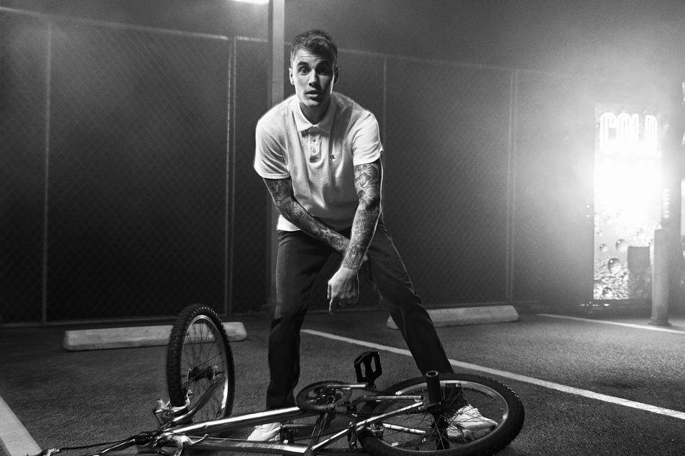 Justin Bieber - CK 2020